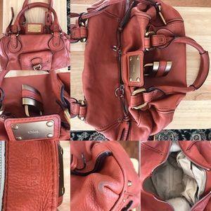 Chloe Paddington handbag authentic.